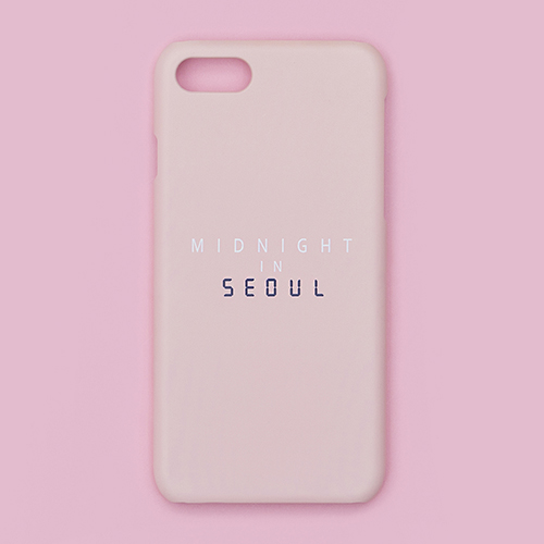 Midnight in seoul Pink